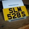 HIGH GLOSS EURO PLATE lta legal license plate singapore